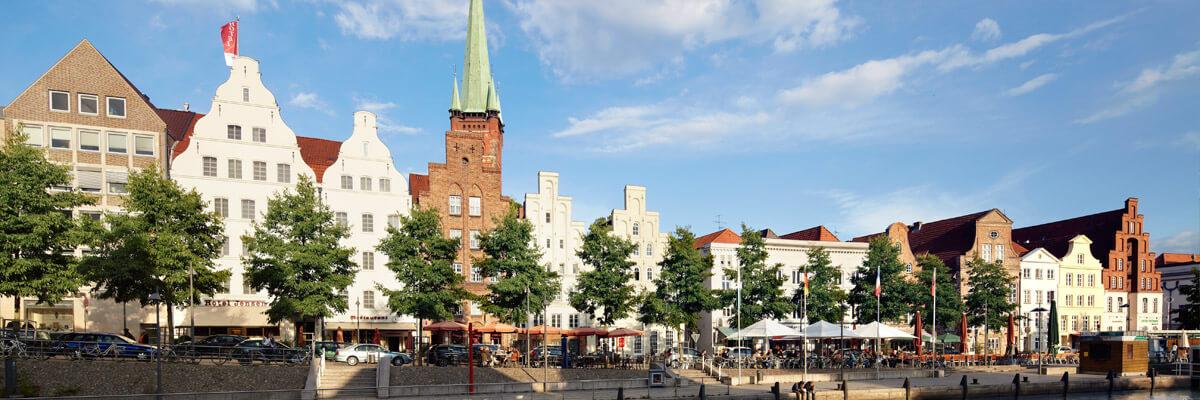Hotel Jensen In Der Lubecker Altstadt